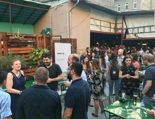 Coworking events in Budapest