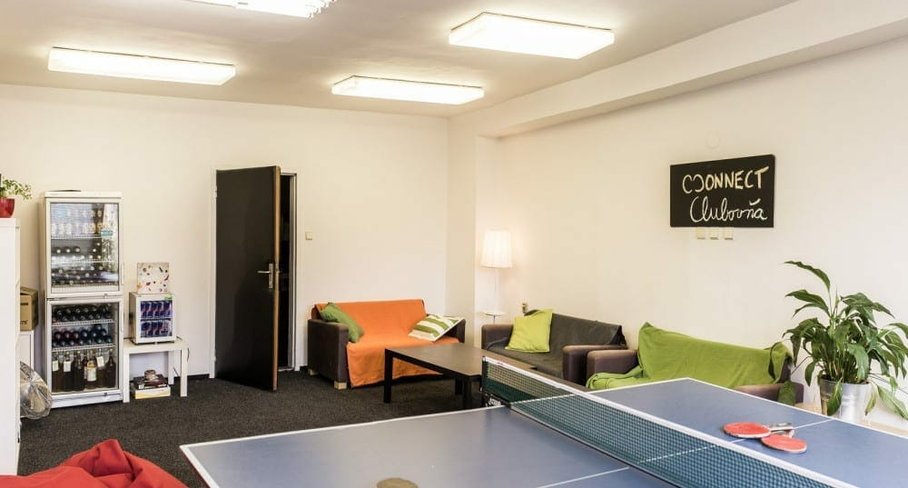 Connect coworking space in Bratislava