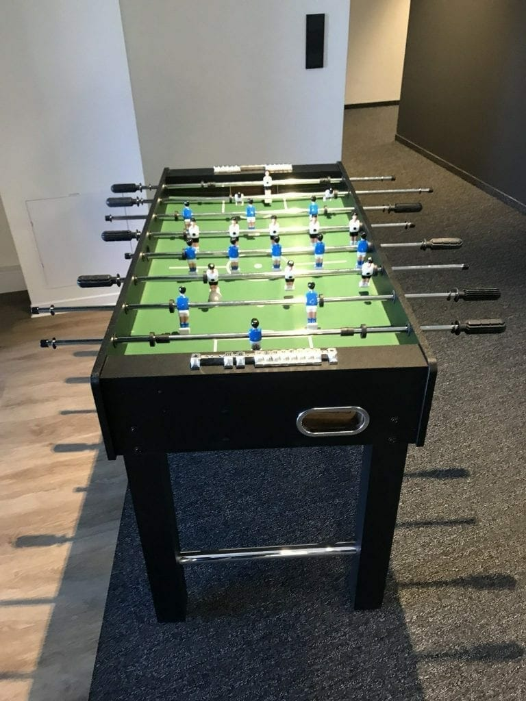 Workland Coworking Space football table