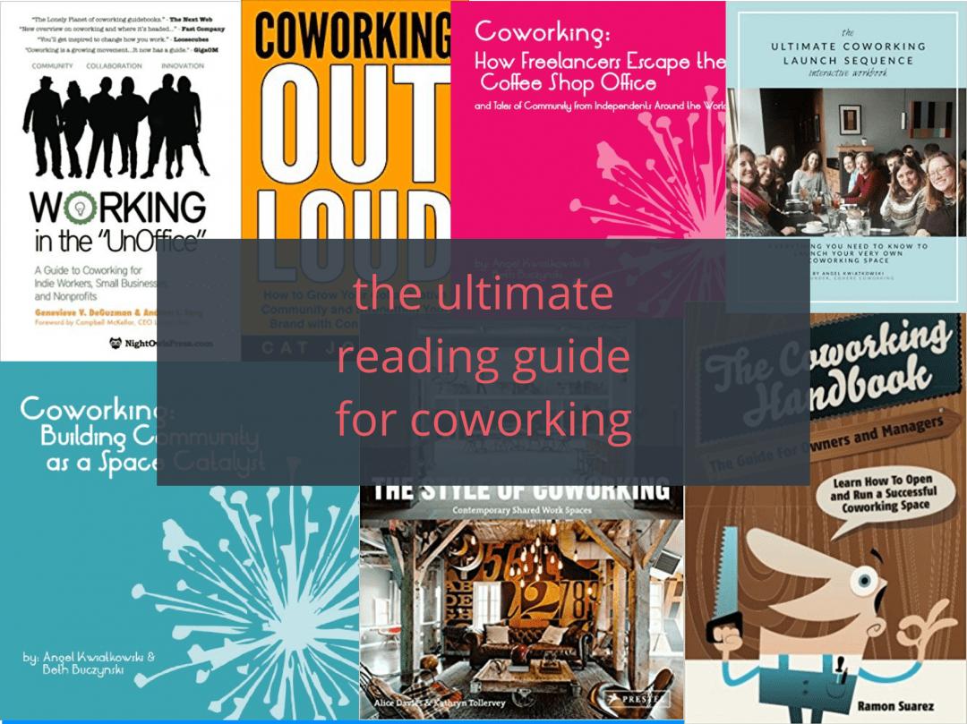 Reading list for coworking
