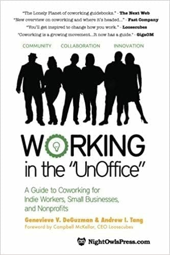 Coworking Books to read