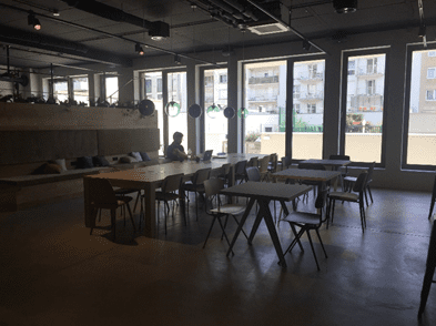 Silversquare Coworking Space in Luxembourg