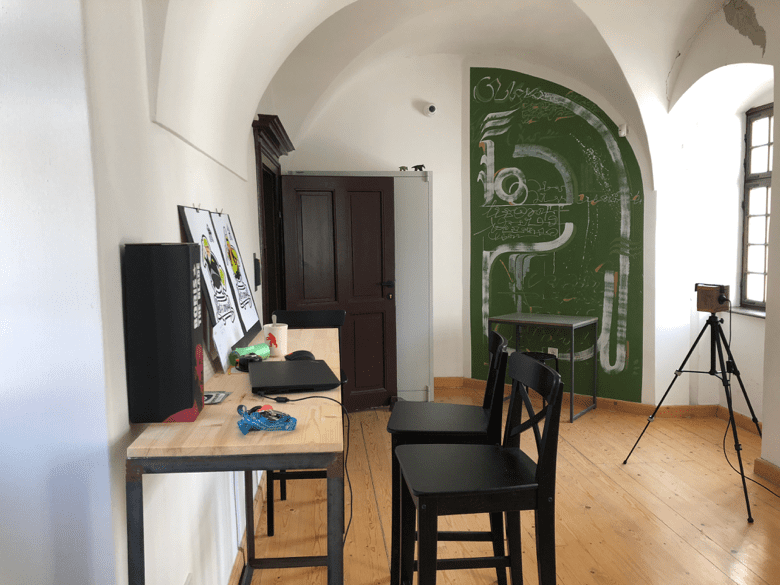 Door coworking space in Szeged
