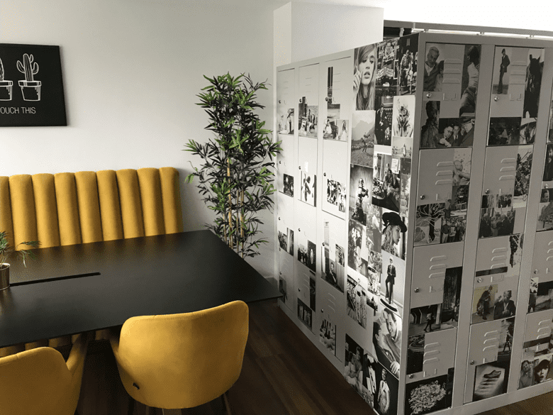 Coworking Space in Budapest