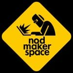 Nod Maker Space Bucharest Logo