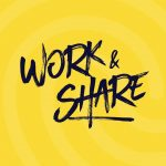 work & share sofia coworking space logo